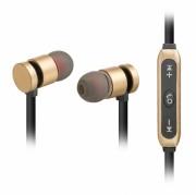 Наушники WALKER Bluetooth WBT-11, золотой
