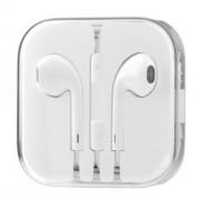 Наушники EarPods  iPhone 5 оригинальные в пластиковой упаковке MD827