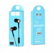 MP3 наушники HOCO M19 Drumbeat universal earphone with mic черные