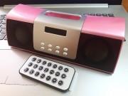 Блютуз-колонка X108 FM, MP3 USB с док-станцией для iPhone 4/4s