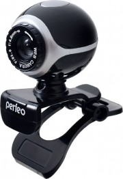 Perfeo Web Camera PF-SC-626, 0.3МП, с микр, USB 2.0