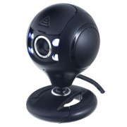 Perfeo Web Camera «Security», HD720p 0.9МП, с микр, USB 2.0 (PF_A4036)