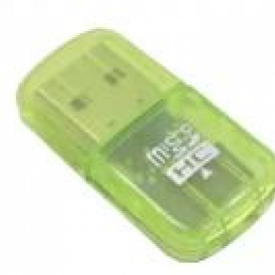 Картридер Walker WCD-02  (micro SD)