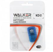 Картридер Walker WCD-03  (micro SD)