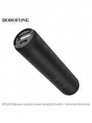 Внешний аккумулятор Borofone BT2A 2600mAh, черный