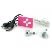 Плеер MP3 FASHION, розовый