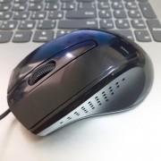 Мышь проводная M02