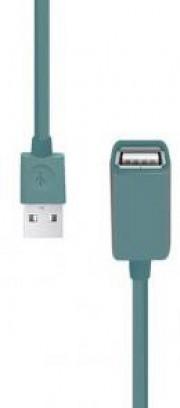 INTERSTEP Дата кабель USB-USB 2.0 1м в ассортименте