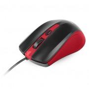 Мышь проводная Smartbuy ONE 352 красно-черная (SBM-352-RK)