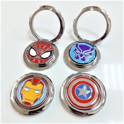Держатель-подставка для телефона Popsocket, Marvel Iron Man
