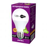 Perfeo светодиодная (LED) лампа PF-A60 12W  3000K E27