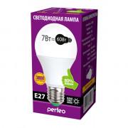 Perfeo светодиодная (LED) лампа PF-A60 7W 4000K E27