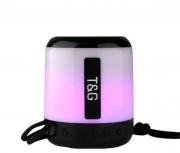 Блютуз-колонка TG156, Micro SD+USB+AUX+NFC+FM, черная JB