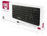 Клавиатура проводная Smartbuy ONE 226 USB черная (SBK-226-K)