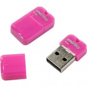 USB  4GB SmartBuy ART Pink (SB4GBAP), розовый