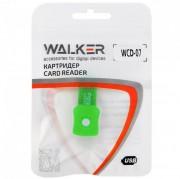 Картридер Walker WCD-07  (micro SD)