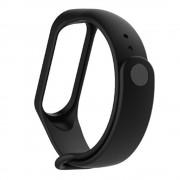 Ремешок для часов Xiaomi MI Band 4, Original Desing силиконовый, черный