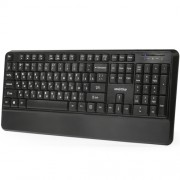 Клавиатура проводная Smartbuy 225 USB черная (SBK-225-K)