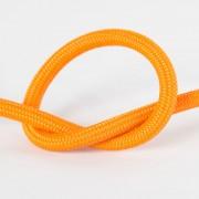AUX №010 Кабель с матерчатой обмоткой, длина 1 м, оранжевый