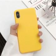 """Чехол-накладка для iPhone 7 Plus/8 Plus серия """"Оригинал"""", желтый"""