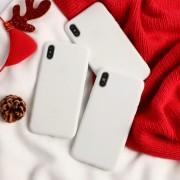 """Чехол-накладка для iPhone 6 серия """"Оригинал"""", белый"""