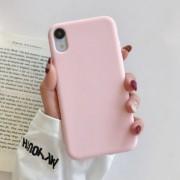 """Чехол-накладка для iPhone 7/8 серия """"Оригинал"""", светло-розовый"""