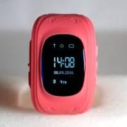 Детские Часы Smart Q50 - сим-карта/GPS, красные