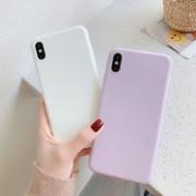 """Чехол-накладка iPhone 5/5S серия """"Оригинал"""" светло-фиолетовый"""