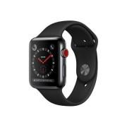 """Часы Smart Sport Watch Sport Life (S3/42"""") Apple design, черные"""