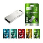 USB 32GB HOCO UD4 Intelligent high-speed flash drive, серебро