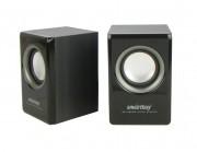 Акустическая система 2.0 SmartBuy CLASSIC, мощность 6Вт, корпус МДФ, USB (SBA-3000)