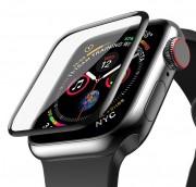 Защитная пленка для Apple Watch Series2 42mm Носо, (передняя + задняя)  прозрачная