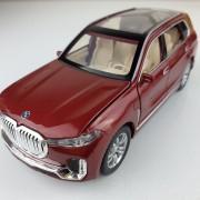 """Игрушка Машинка металлическая """"BMW X7/Audi Q8"""" NO.CZ07-CZ14"""