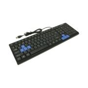 Клавиатура проводная Smartbuy ONE 134 USB (SBK-134-K), черный