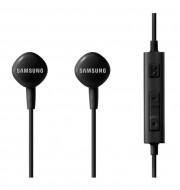 Наушники оригинальные Samsung J5/S4 с микрофоном, черные без упаковки