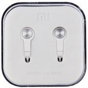 Наушники Mi M-5 с микрофоном и кнопкой ответа, белые, матерчатый провод