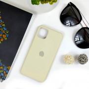 """Чехол-накладка для iPhone 11 Pro Max серия """"Оригинал"""" №11, античный белый"""
