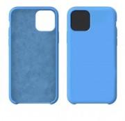 "Чехол-накладка для iPhone 11 Pro Max серия ""Оригинал"" №16, голубой"