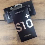 Сетевое зарядное устройтво Samsung S10+ (Type-C) Quick Charge 3.0 (5V=3A; 9V=2A; 12V=1.8A), черный
