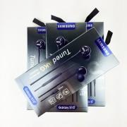 Наушники Samsung S10+ Tuned Aks, вакуумные, с микрофоном, черный