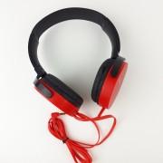 Наушники полноразмерные Sony MDR-XB550AP, красный