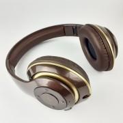 Наушники Bluetooth полноразмерные V30, коричневый