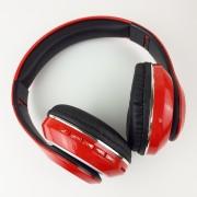 Наушники полноразмерные STN-13, красный