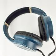 Наушники полноразмерные JB MDR-X01AP, темно-синий