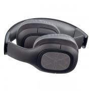 Perfeo наушники полноразмерные беспроводные с микрофоном, MP3 плеером, FM, AUX FOLD/PF_A4912, черный