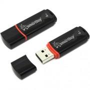 USB  8GB SmartBuy Click series (SB8GBCl-K), черно-красный