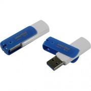 USB 32GB SmartBuy UFD 3.0 Diamond Blue (SB32GBDB-3), синий