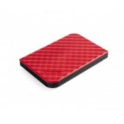 Verbatim 2.5 HDD 1 TB USB 3.0 Store'n'Go Red New, красный