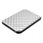 Verbatim 2.5 HDD 1 TB USB 3.0 Store'n'Go Silver, серебряный