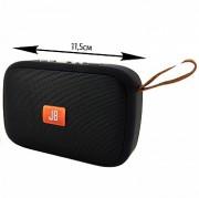 Блютуз-колонка JB G2/G2+, Micro SD+Micro USB+AUX+FM, черная